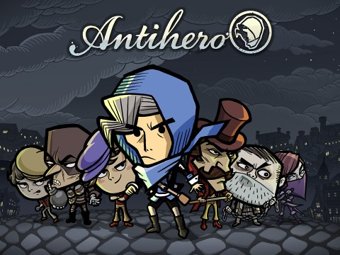 Antihero review – a Dickens of a good strategy game
