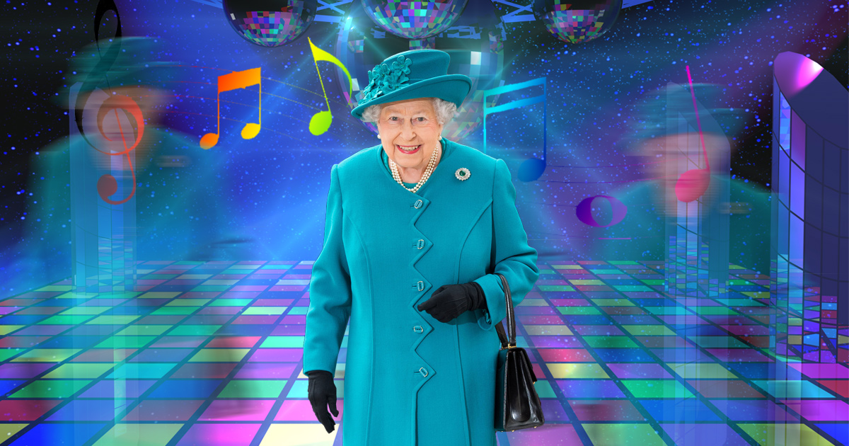 Chris Evans has revealed the Queen's favourite party anthem