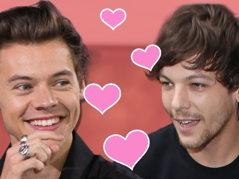 Louis Tomlinson finally addresses those 'Larry Stylinson' romance rumours