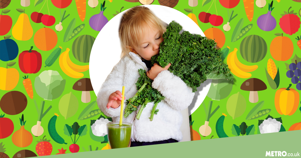 5 reasons why my 5-year-old daughter loves being vegan