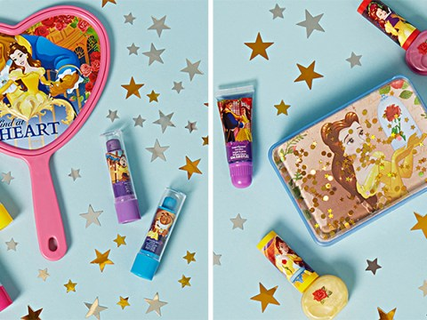 Primark's Beauty and the Beast beauty range is full of some lovely bits