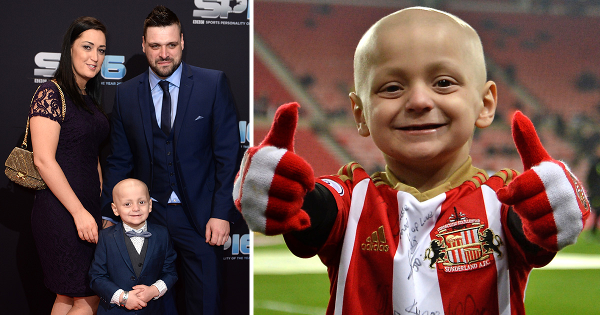 Bradley Lowery's parents to set up foundation to help other sick children