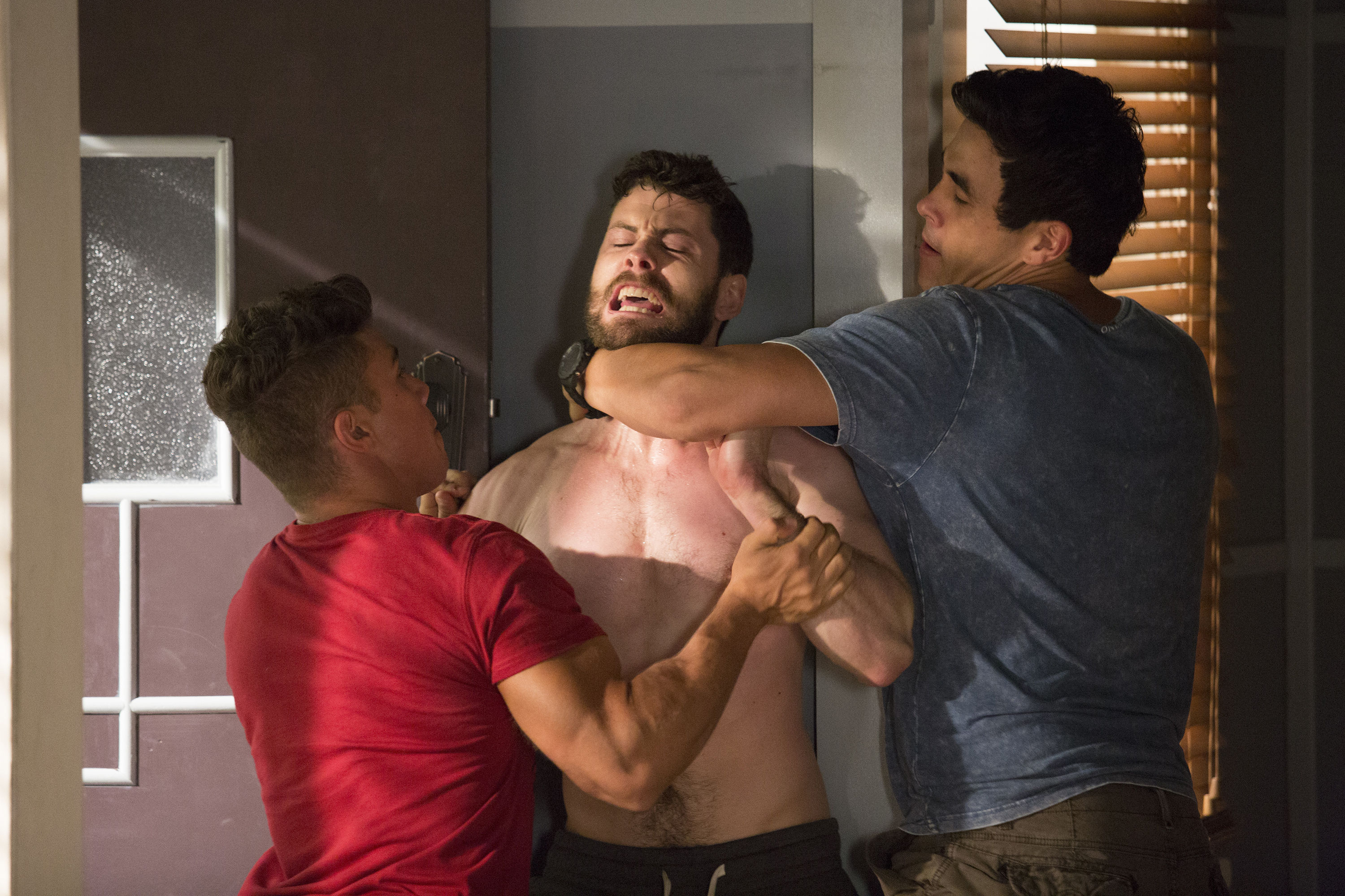 A hospital trip and a shocking arrest: 8 big Home and Away spoilers revealed