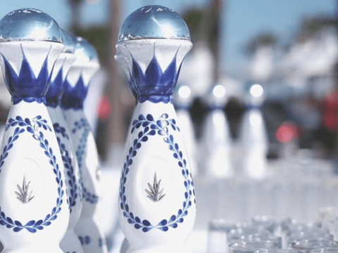 If you've got any spare cash, there's a tequila that costs £23,000