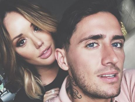 Charlotte Crosby rubbishes claims Stephen Bear has banned her from talking about Gaz Beadle