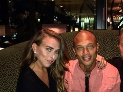 'Hot felon' Jeremy Meeks romancing Chloe Green, daughter of disgraced businessman Philip Green