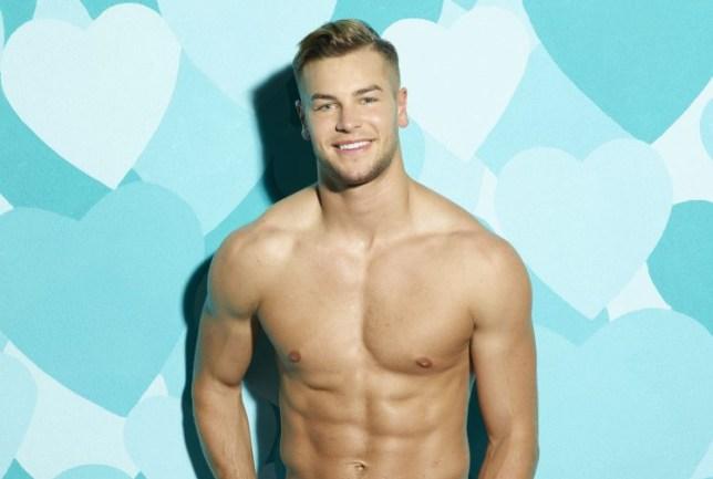 Chris Hughes Love Island