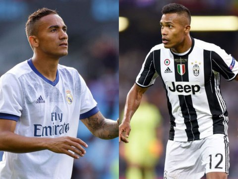 Chelsea face competition from Man City for Real Madrid defender Danilo and Juventus star Alex Sandro