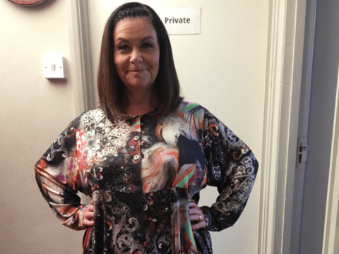 Dawn French praised by fans after sharing new photo showing off dramatic weight loss