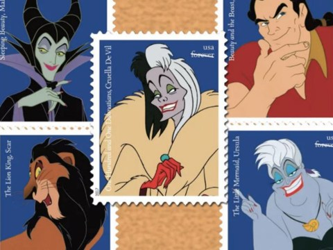 New Disney stamps are here to make you feel young again