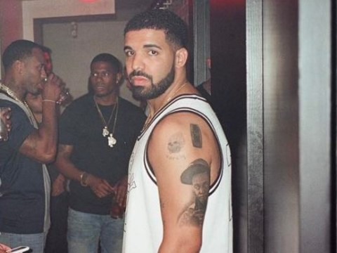 Bromance! Drake gets Lil Wayne tattoo inked on his arm