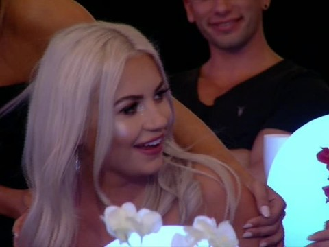 Love Island's Chyna Ellis calls Jonny Mitchell a 'p***k' after he basically dumps her on live TV