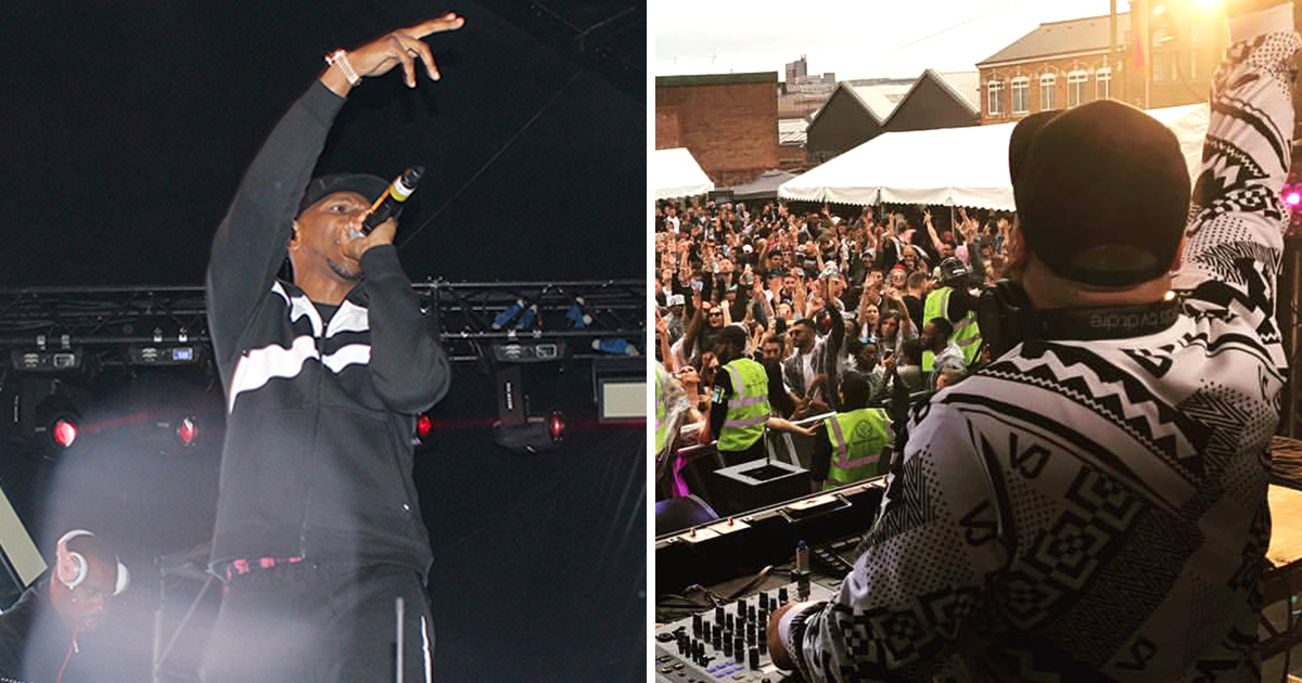 MADE Festival: Giggs and Charlie Sloth bring the house down with their highlight sets of the night