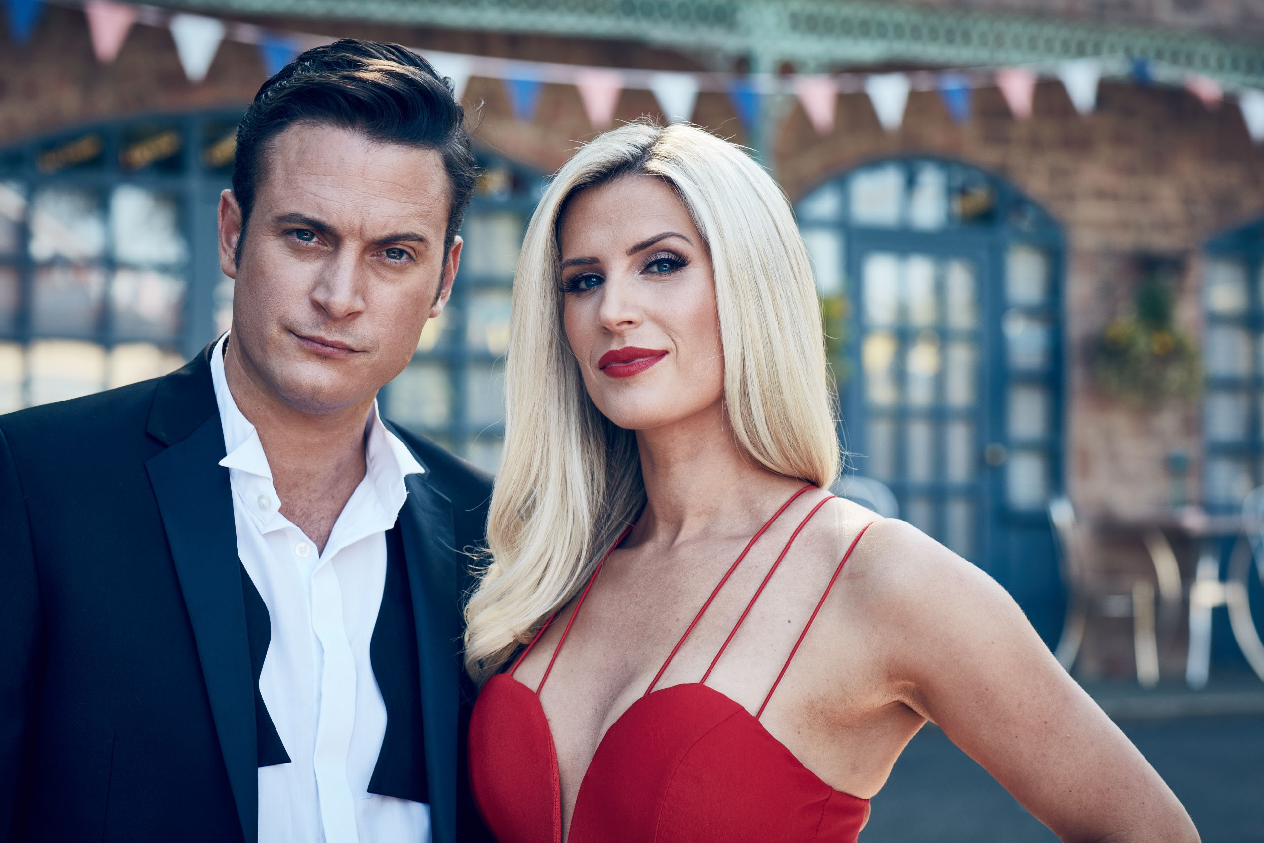 Hollyoaks spoilers: Gary Lucy and Sarah Jayne Dunn reveal heavy Luke Morgan and Mandy Richardson story on their return
