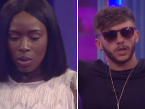 Big Brother's final week twist sees Hannah and Tom banished to The Attic