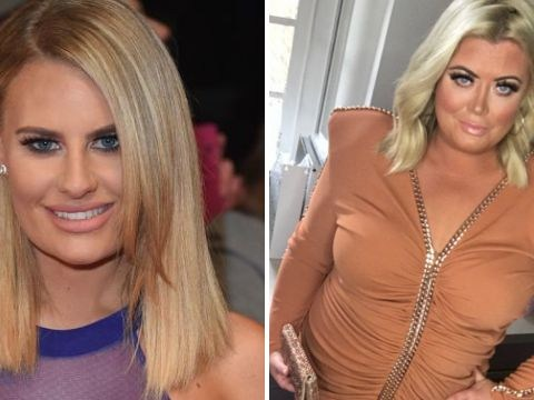 Former TOWIE star Danielle Armstrong has her say regarding Gemma Collins' shoulder pad dress
