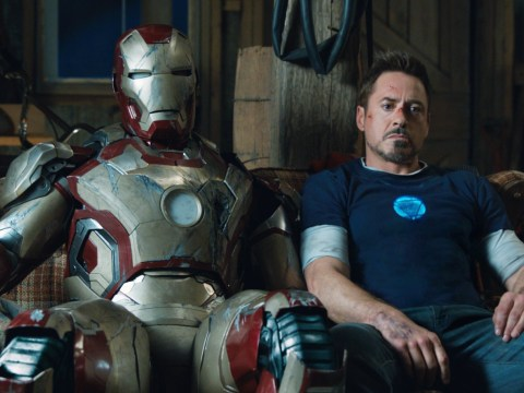 Robert Downey Jr. says he'll give up Marvel's Iron Man 'before it gets embarrassing'