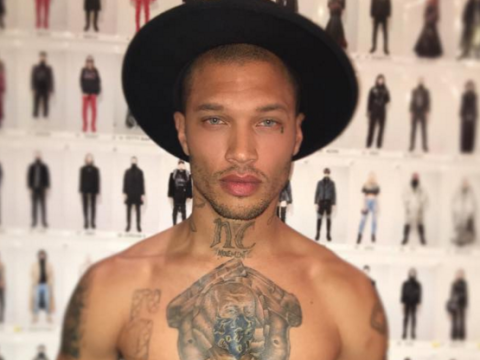Jeremy Meeks gets on Chloe Green's daddy's payroll for Topman and is forced to disable comments after being called a 'scumbag'