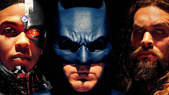 New Justice League trailer at Comic-Con unites Wonder Woman, Batman and Aquaman