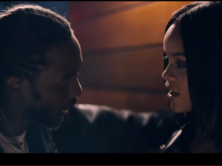 Kendrick Lamar and Rihanna take on the world together in new Loyalty video