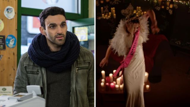 EastEnders spoilers: Kush Kazemi to face punishment after Louise Mitchell's terrible burn injuries at prom?