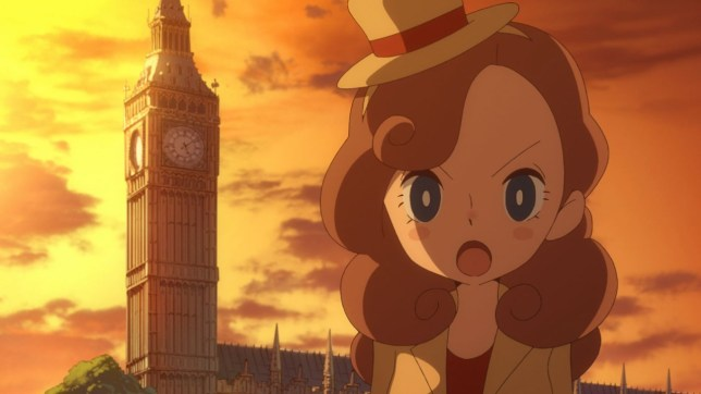 Layton's Mystery Journey (iOS) - keeping it in the family