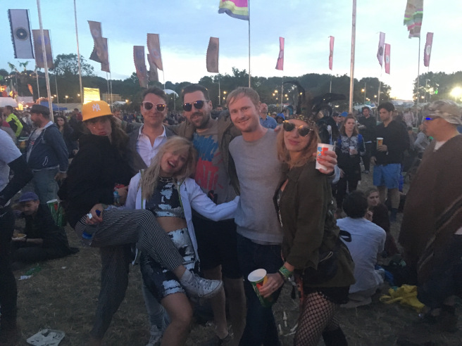 The amazing story of how Glastonbury helped a victim of sexual assault