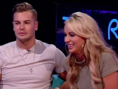 Olivia Attwood gets seriously graphic on sex life with Chris Hughes during Love Island reunion
