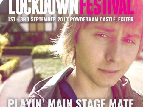 Jay from The Inbetweeners insists he isn't 'playin main stage' at Lockdown festival, 'mate'