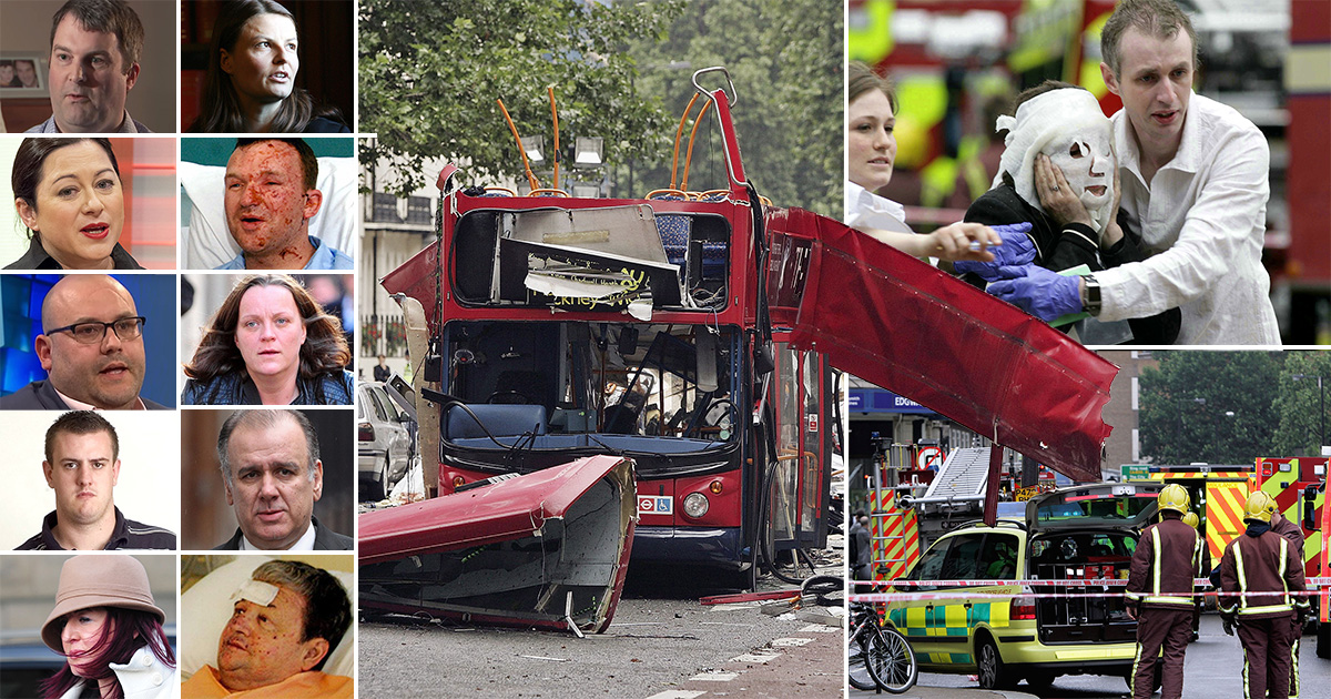 12 years on: How the 7/7 bombings unfolded through the eyes of survivors