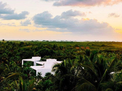 You can now stay in Pablo Escobar's former mansion