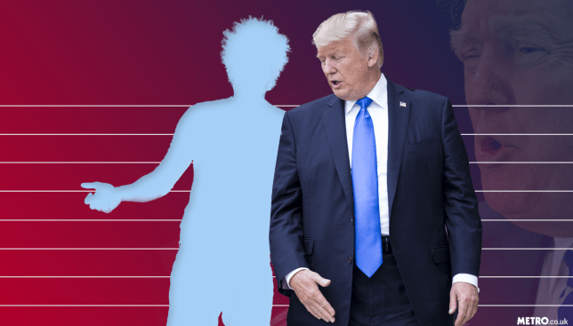 trump imaginary friend