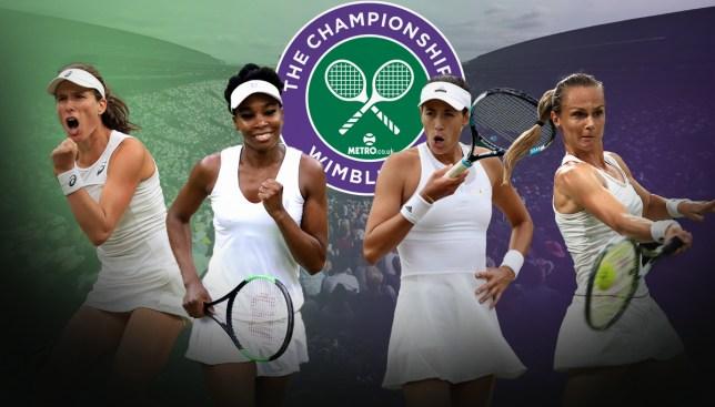 Wimbledon semi-finals preview