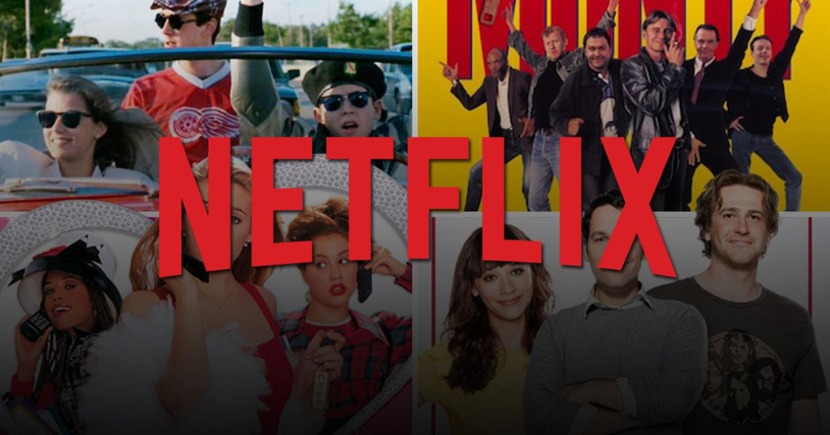 The 19 greatest classic comedies on Netflix