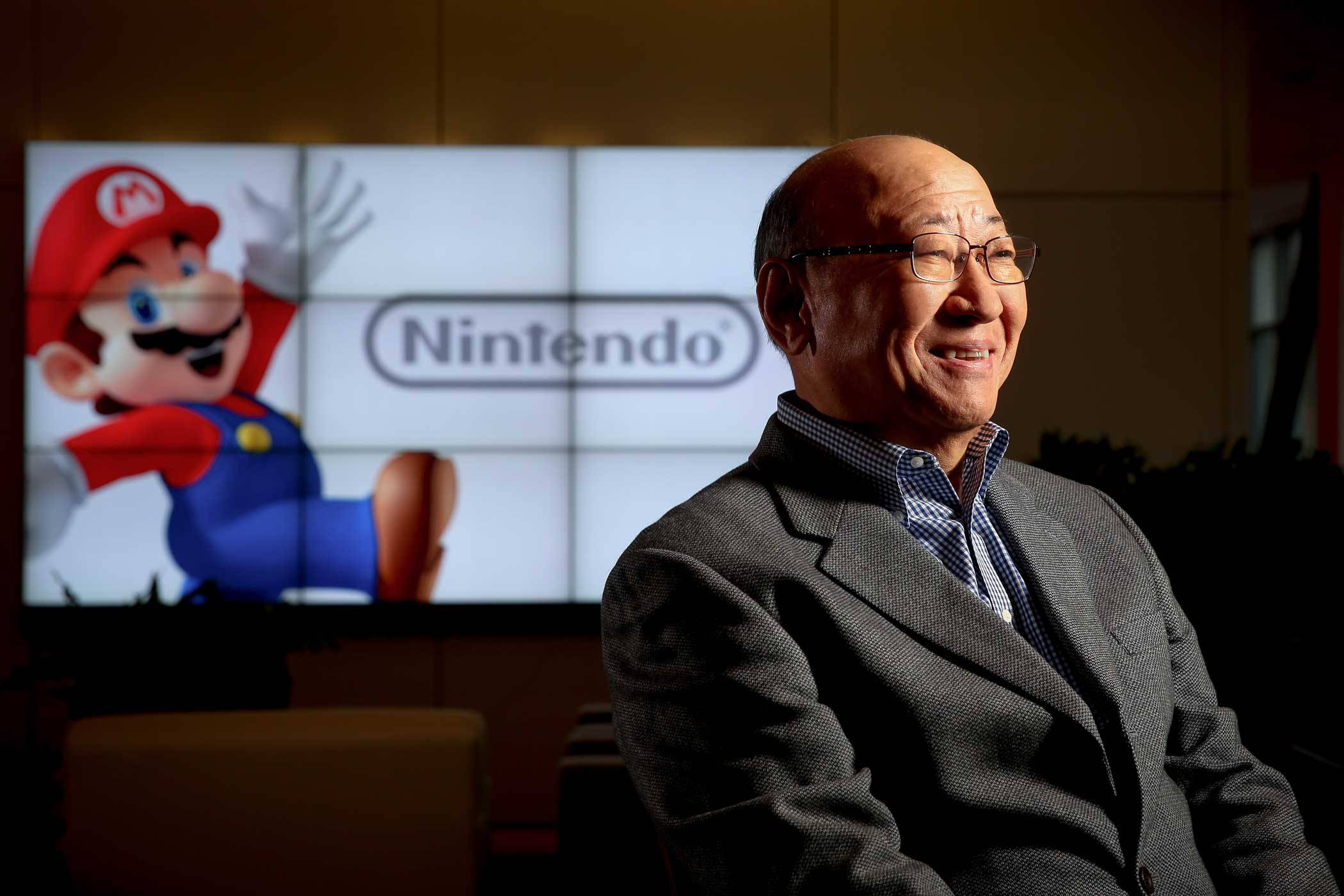 Is Tatsumi Kimishima doing a good job?