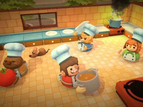 Overcooked is new free Epic Games Store game, not Ark: Survival Evolved
