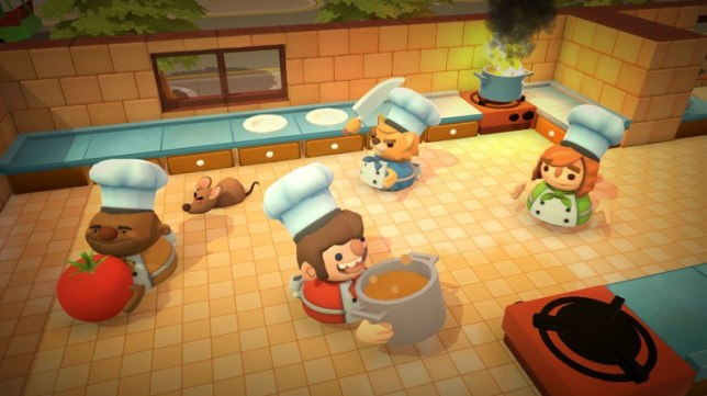 Overcooked! Special Edition (NS) - cooking up co-op fun on Switch