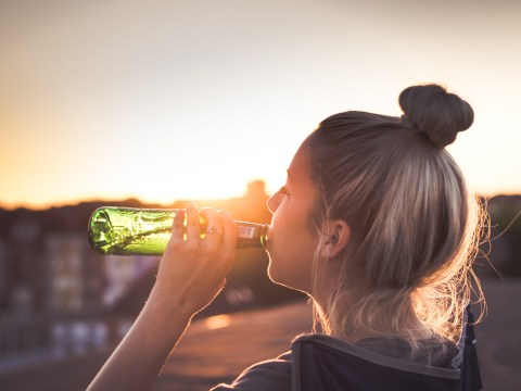 How to recognise the signs of alcoholism in young people