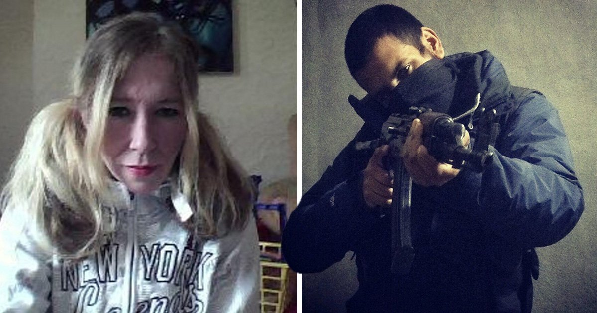 ISIS poster girl Sally Jones 'wept as she told friends she wants to come to UK'