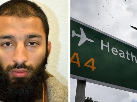 Sister of London Bridge attacker 'loses job at Heathrow Airport security'