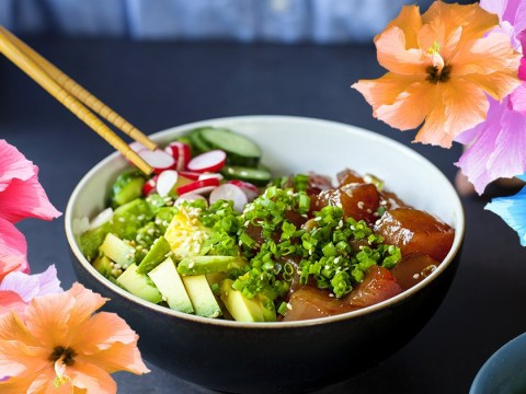 What is Hawaiian poke? Here's everything you need to know about the street food dish