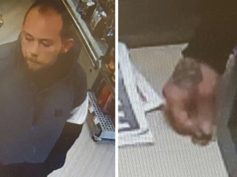 Police launch fresh appeal to find acid attack suspect after hate crime