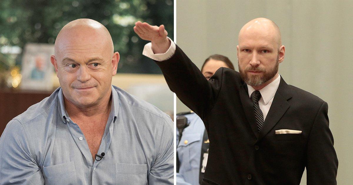 Ross Kemp claims far-right terrorist Anders Breivik 'wanted him dead'