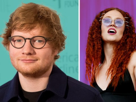 Ed Sheeran gets round Official Charts new rules by writing hits for Jess Glynne