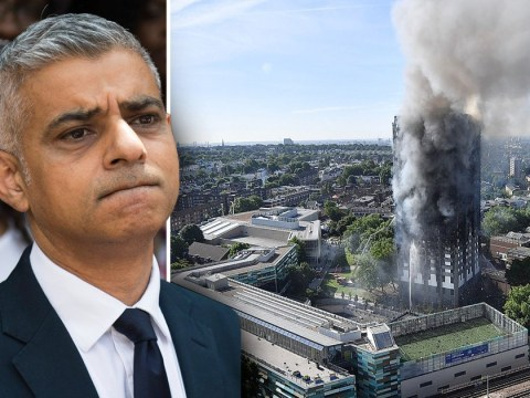 Sadiq Khan to be questioned over the Grenfell Tower disaster