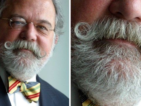 Lawyer Trump hired for Russia probe arguably has the world's best mustache