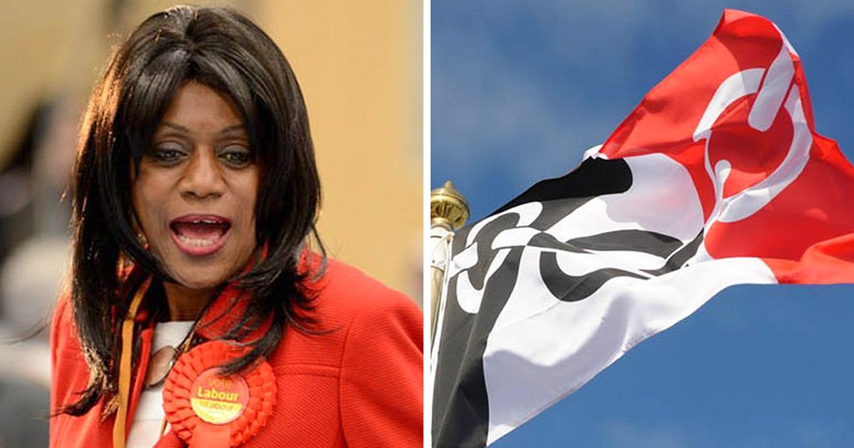Labour MP claims Black Country flag is 'racist' and should be scrapped