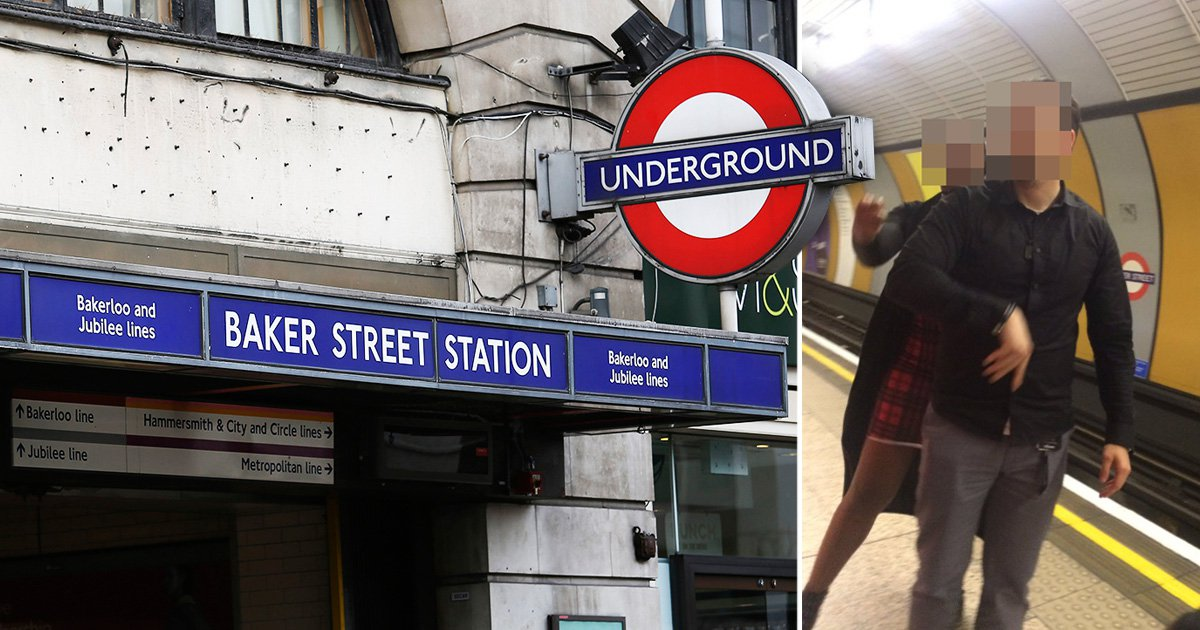 Police are treating Tube station attack against Muslim woman as a hate crime