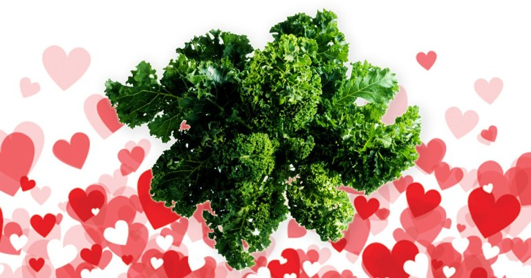 Guy gives vegan kale on second date, but is it actually that cute