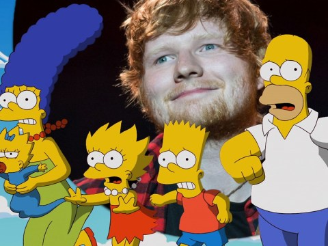 Ed Sheeran is going to be making his Simpsons debut after that Game Of Thrones fail
